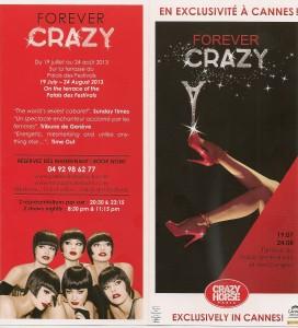 le Crazy Horse s'installe à Cannes du 19/07 au 24/08. numerisation0008-272x300